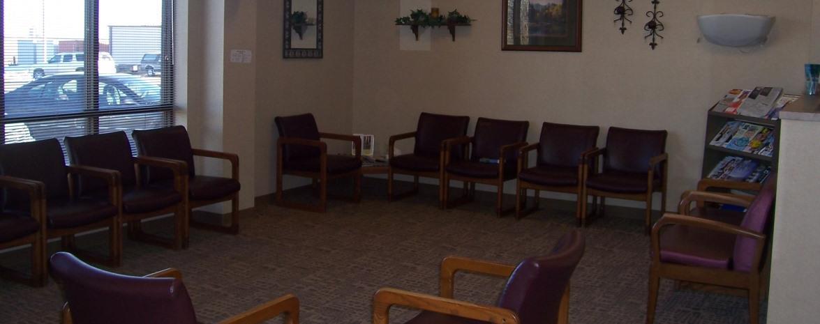 Wakeeney Family Care Center Waiting Room